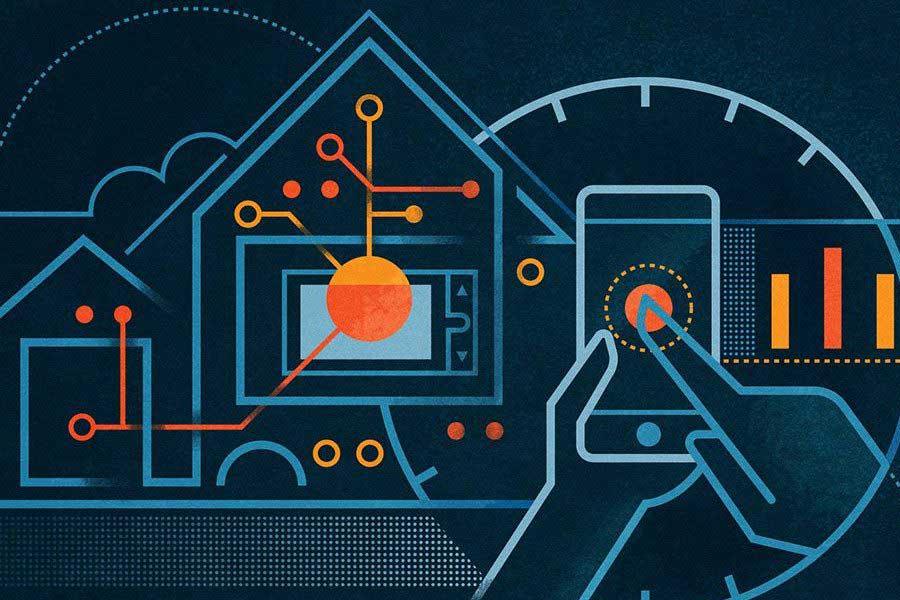 ایده های مبتکرانه خانه هوشمند