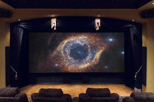 سینمای خانگی حرفه ای